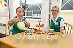 Staff at the Kerry Mental Health Association Ross Cafe in Killarney on Tuesday, l to r: Cathleen Collins and Mags Keogh.