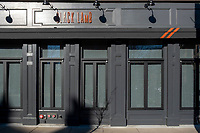 Black Lamb, a restaurant in Boston's South End, announced a temporary closure from December 24, 2020, to April 1st, 2021, to weather the ongoing Coronavirus (COVID-19) global pandemic, seen here in Boston, Massachusetts, on Sun., Jan. 10, 2021.