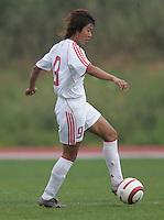 MAR 15, 2006: Albufeira, Portugal:  Duan Han