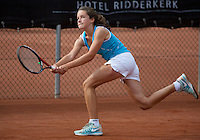August 8, 2014, Netherlands, Rotterdam, TV Victoria, Tennis, National Junior Championships, NJK,  Carmen van Poelgeest (NED)<br /> Photo: Tennisimages/Henk Koster