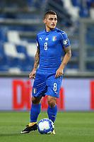 Fifa World Cup Russia 2018 Group G qualifier<br />Italy v Israel - 05/09/2017<br />Mapei Stadium in Reggio Emilia, ITALY<br />Marco Verratti of Italy <br />Photo Matteo Ciambelli  *** Local Caption *** © pixathlon<br /> Contact: +49-40-22 63 02 60 , info@pixathlon.de