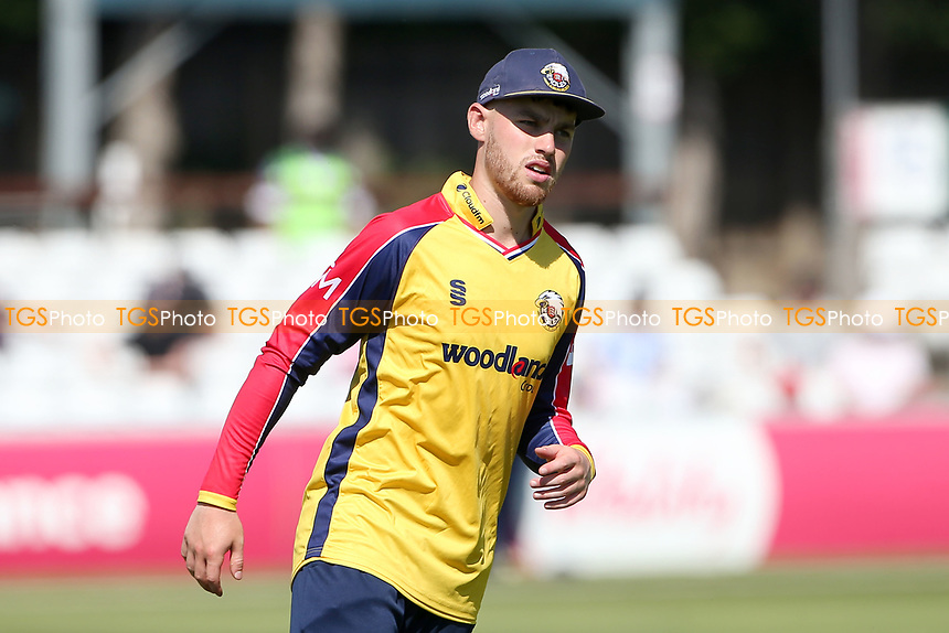 Josh Rymell of Essex during Essex Eagles vs Middlesex, Vitality Blast T20 Cricket at The Cloudfm County Ground on 18th July 2021