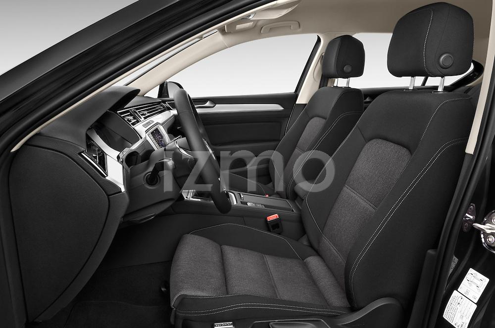 Front seat view of a 2015 Volkswagen Passat Comfort 4 Door Sedan Front Seat car photos