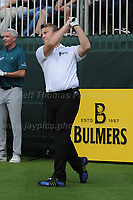 Tv personality Bradley Walsh during The 2017 Celebrity Cup at the Celtic Manor Resort, Newport, South Wales, 01.07.2017<br /> <br /> <br /> Jeff Thomas Photography -  www.jaypics.photoshelter.com - <br /> e-mail swansea1001@hotmail.co.uk -<br /> Mob: 07837 386244 -