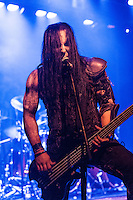 Behemoth on the 2012 Barge to Hell.