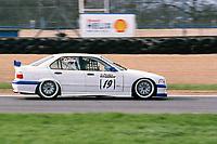 1997 British Touring Car Championship Test day. #19 Colin Gallie (GBR). Team DCRS. BMW 320i.