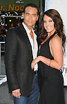 Lacey Schwimmer & Mark Dacascos at The Warner Brother Pictures Premiere of Whiteout held at The Mann's Village Theatre in Westwood, California on September 09,2009                                                                                      Copyright 2009 DVS / RockinExposures