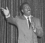 Eddie Murphy at The Comedy Store