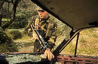 - Carabinieri of the helicopter-carried Squadron Hunters of Aspromonte, specialized in the struggle against the organized crime  in Calabria, the Ndrangheta<br /> <br /> - Carabinieri dello Squadrone Elitrasportato Cacciatori di Aspromonte, specializzati nella lotta contro la criminalità organizzata in Calabria, la Ndrangheta