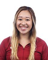 Stanford, CA - September 20, 2019: Ashley Tai, Athlete and Staff Headshots