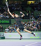 March 29 2018: Alexander Zverev (GER) defeats Borna Coric (CRO) by 6-4, 6-4 at the Miami Open being played at Crandon Park Tennis Center in Miami, Key Biscayne, Florida. ©Karla Kinne/Tennisclix/CSM
