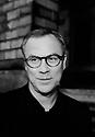 Robert Wilson, American Theatre Director in Edinburgh 1989 pic Geraint Lewis EDITORIAL USE ONLY