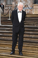 """Richard Curtis<br /> arriving for the world premiere of """"Our Planet"""" at the Natural History Museum, London<br /> <br /> ©Ash Knotek  D3491  04/04/2019"""