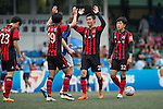 FC Seoul vs HKFC Captain's Select during the Main of the HKFC Citi Soccer Sevens on 21 May 2016 in the Hong Kong Footbal Club, Hong Kong, China. Photo by Li Man Yuen / Power Sport Images