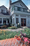 Sooke Harbor House, Vancouver Island, Victoria area, British Columbia, Canada, North America, Award-winning Inn and Restaurant, Local foods,