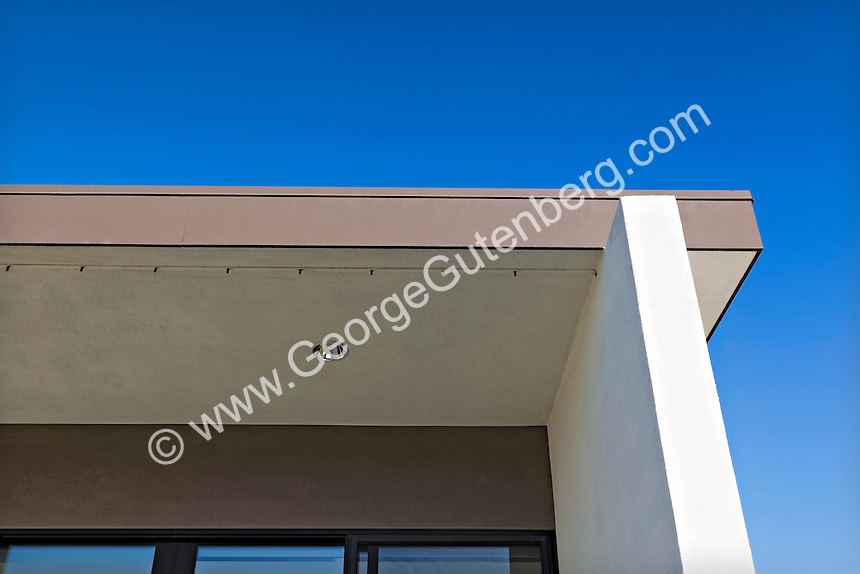 Stock photo of architectural detail