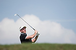 Lee Sharpe plays during the World Celebrity Pro-Am 2016 Mission Hills China Golf Tournament on 22 October 2016, in Haikou, China. Photo by Victor Fraile / Power Sport Images