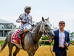 MAY 18, 2019 : ,New York Central ridden by Ricardo Santana, wins the Maryland Sprint Day at Pimlico Racecourse, on May 18, 2019 in Baltimore, MD.  Sue Kawczynski_ESW_CSM