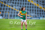 Emma Dineenof Kerry in action against Wexford in the Lidl LGFA National football league game in Fitzgerald Stadium Killarney on Sunday.