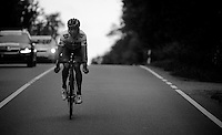 solo leader in stage 1: Jay Thomson (RSA)<br /> <br /> 2013 Tour of Luxemburg<br /> stage 1: Luxembourg - Hautcharage (184km)