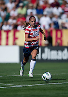 Alex Morgan.  The USWNT defeated Costa Rica, 8-0, during a friendly match at Sahlen's Stadium in Rochester, NY.