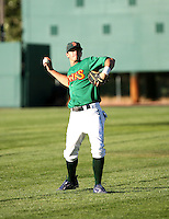 Josh Vitters / Boise Hawks playing against the Yakima Bears - Boise, ID - 08/27/2008..Photo by:  Bill Mitchell/Four Seam Images