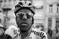 Bram Tankink (NLD/LottoNL-Jumbo) interviewed straight after the race<br /> <br /> stage 4: Seraing (BEL) - Cambrai (FR) <br /> 2015 Tour de France