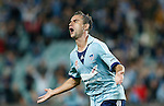 SOCCER - Sydney FC into finals after a late goal by Richard Garcia