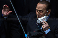 09.02.2021 - Italian Political Crisis - Mario Draghi Meets Party Delegations To Form New Government