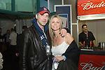 Comedian Norm McDonald & Clonie Gowan.