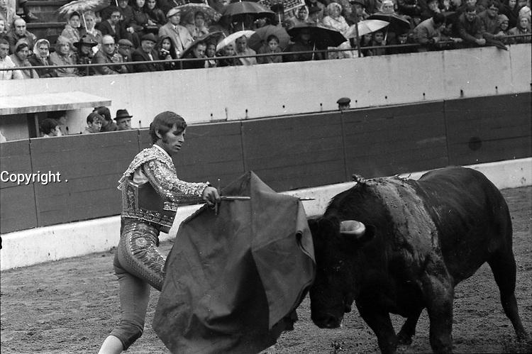El Cordobés (1970)  corrida