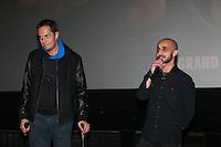 EXCLUSIF - GRAND CORPS MALADE & MEHDI IDIR - SOIREE DE PRESENTATION DU FILM 'PATIENTS'