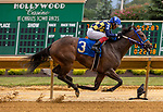 August 27, 2021 : Empire G (NY), #3, ridden by jockey Ramon Maldonado, wins a maiden special weight on Charles Town Classic Day at Charles Town Race Course on August 27, 2021 in Ranson, West Virginia. Tim Sudduth/Eclipse Sportswire/CSM