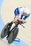 Andrew Tennant of the Great Britain team competes in the Men's Individual Pursuit - Qualifying as part of the 2017 UCI Track Cycling World Championships on 14 April 2017, in Hong Kong Velodrome, Hong Kong, China. Photo by Chris Wong / Power Sport Images