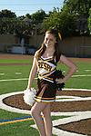 Crespi High School Cheerleader