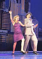 10-08-17 Laura Bell Bundy stars in The Honeymooners as Trixie Kramden  - hubby Thom Hinkle attended