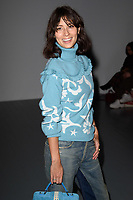 Jasmine Helmsley<br /> front row at the Bora Aksu London Fashion Week SS18 catwalk show, London<br /> <br /> ©Ash Knotek  D3431  14/09/2018
