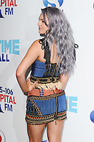 Louisa Johnson<br /> at the Capital Radio Summertime Ball 2016, Wembley Arena, London.<br /> <br /> <br /> ©Ash Knotek  D3132  11/06/2016