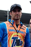 Toronto (ON), July 5, 2007 - Steelback Grand Prix driver press conference. In photo, Alex Tagliani.