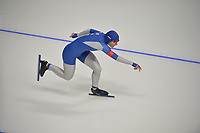 OLYMPIC GAMES: PYEONGCHANG: 14-02-2018, Gangneung Oval, Long Track, 1000m Ladies, Gold medal winner Jorien ter Mors, ©photo Martin de Jong