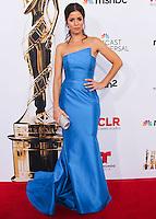 PASADENA, CA, USA - OCTOBER 10: Ana Ortiz arrives at the 2014 NCLR ALMA Awards held at the Pasadena Civic Auditorium on October 10, 2014 in Pasadena, California, United States. (Photo by Celebrity Monitor)