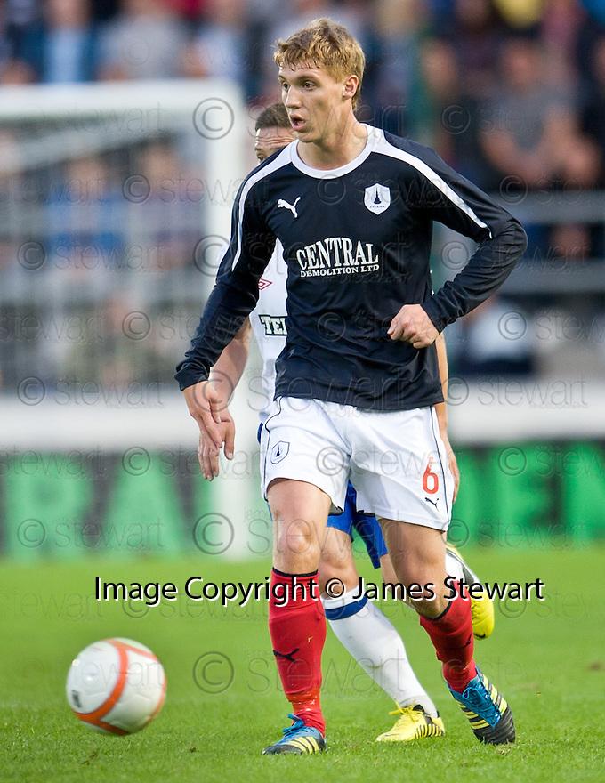 Jay Fulton - Falkirk FC