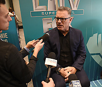 MIAMI BEACH, FL - JANUARY 28: Howie Long attends the Fox Sports Media Day during Super Bowl LIV week on January 28, 2020 in Miami Beach, Florida. (Photo by Frank Micelotta/Fox Sports/PictureGroup)