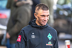 25.09.2020, Trainingsgelaende am wohninvest WESERSTADION - Platz 12, Bremen, GER, 1.FBL, Werder Bremen Training<br /> <br /> <br /> Danijel Zenkovic (Co-Trainer SV Werder Bremen)<br /> <br /> Querformat<br /> halbformat<br /> <br /> <br /> Foto © nordphoto / Kokenge *** Local Caption ***