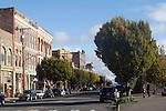 Port Townsend, Water Street, Historic District, Victorian architecture,