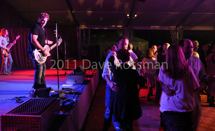 Guests dance to the sounds of Jack Ingram at the Nature Conservancy's Nature Rocks  Gala at the Houston Polo Club Thursday Oct. 22,2015.(Dave Rossman photo)