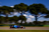 63 RUSSELL George (gbr), Williams Racing F1 FW43B, action during the Formula 1 Pirelli Gran Premio Del Made In Italy E Dell emilia Romagna 2021 from April 16 to 18, 2021 on the Autodromo Internazionale Enzo e Dino Ferrari, in Imola, Italy - <br /> Formula 1 Gran Premio Del Made In Italy E Dell Emilia Romagna 2021  16/04/2021<br /> Photo DPPI/Panoramic/Insidefoto <br /> ITALY ONLY