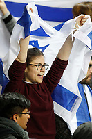 Israel's supporter during FIFA World Cup 2018 Qualifying Round match. March 24,2017.(ALTERPHOTOS/Acero) /NortePhoto.com