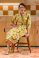 """Lizzie Muncey<br /> performs on stage in """"Toast"""" at The Other Palace theatre, London<br /> <br /> ©Ash Knotek  D3490  04/04/2019"""
