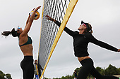 Volleyball - NZ Beach Tour, Day 1